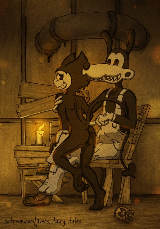 bendy machine the bendy and ink beast Fate series jack the ripper