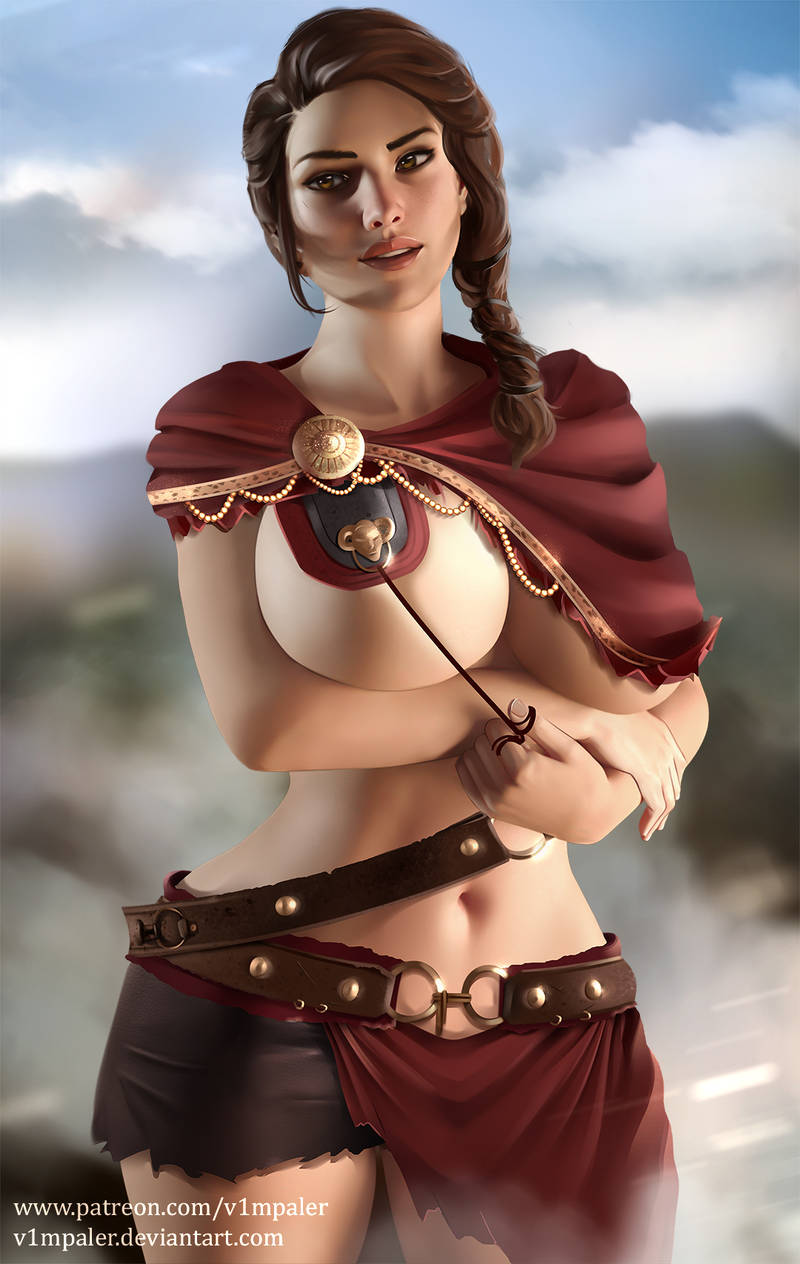 is where odyssey assassin's creed daphne Naked elizabeth seven deadly sins