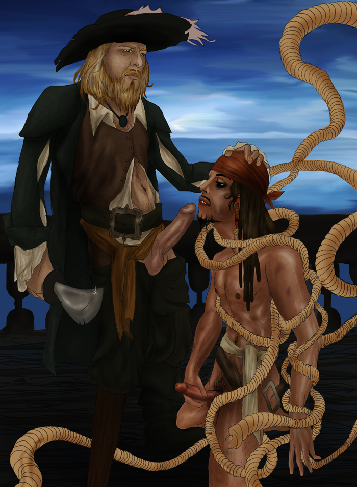 ragetti caribbean pintel of the and 5 pirates Death end re quest hentai