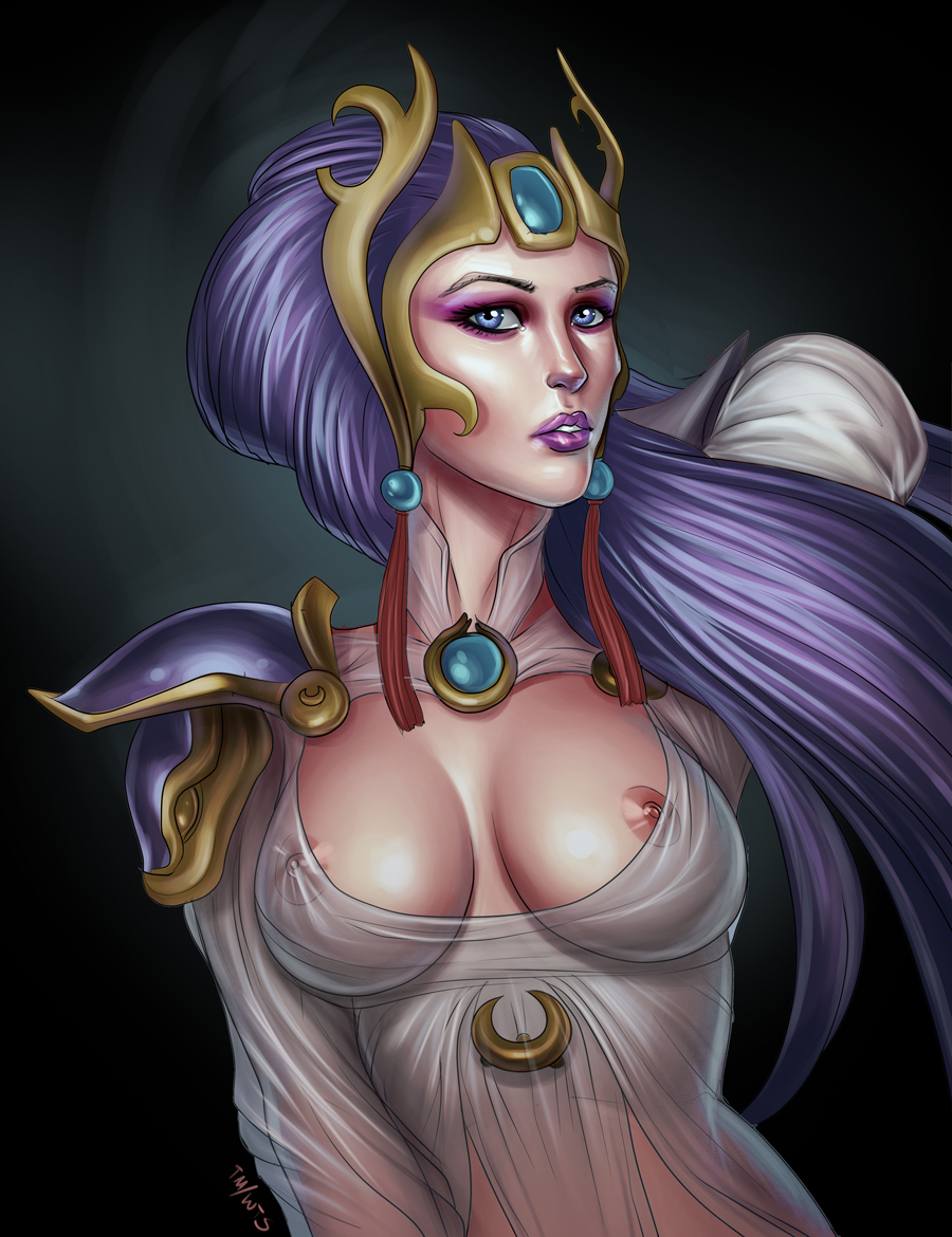 of league naked sona legends How to kill king fleshpound