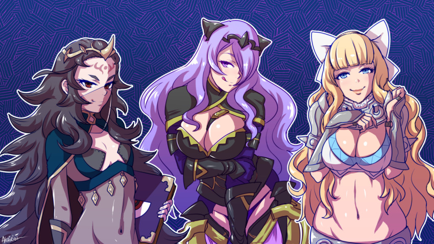 naked camilla emblem fire fates My lonely game of hide and seek