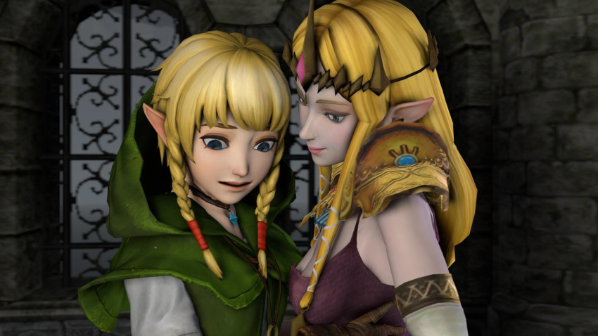 cia warriors hyrule Why boner 3 the reckoning