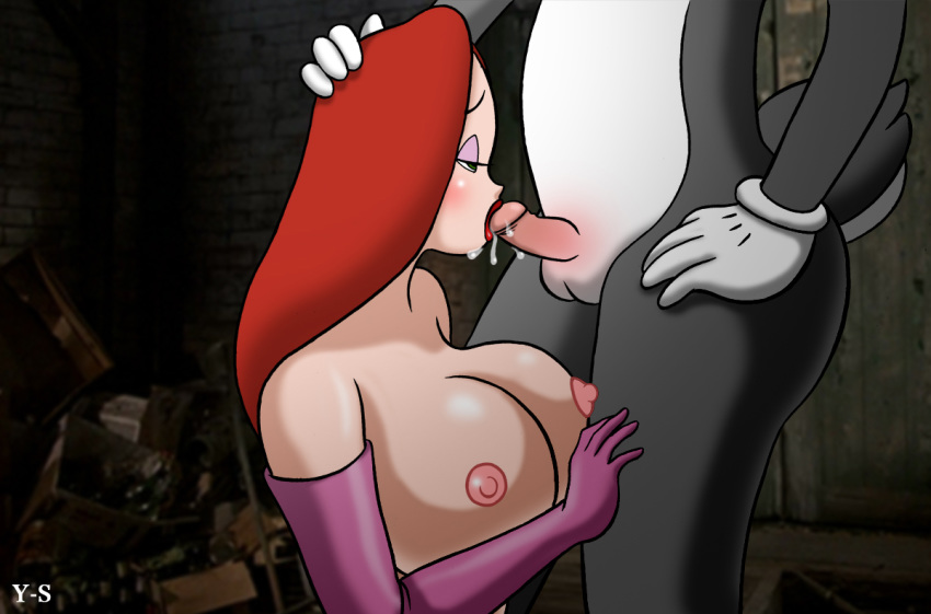 roger rabbit and porn rabbit jessica Trials in tainted space clit