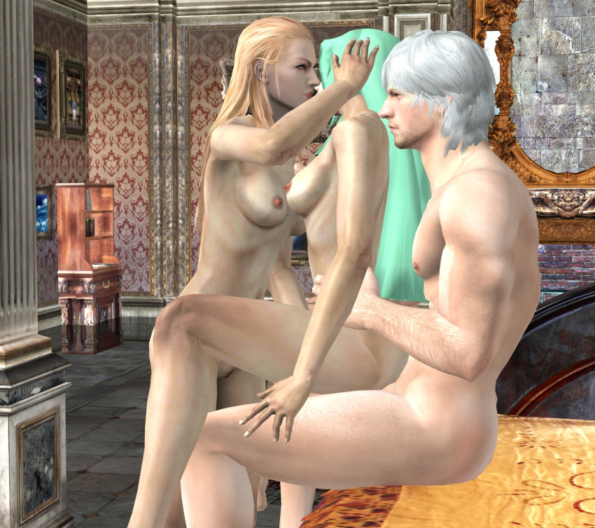 devil cry nude trish may The walrus and the hedgehog